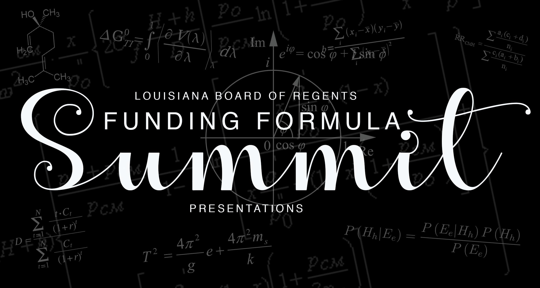 Funding Formula Summit 2016